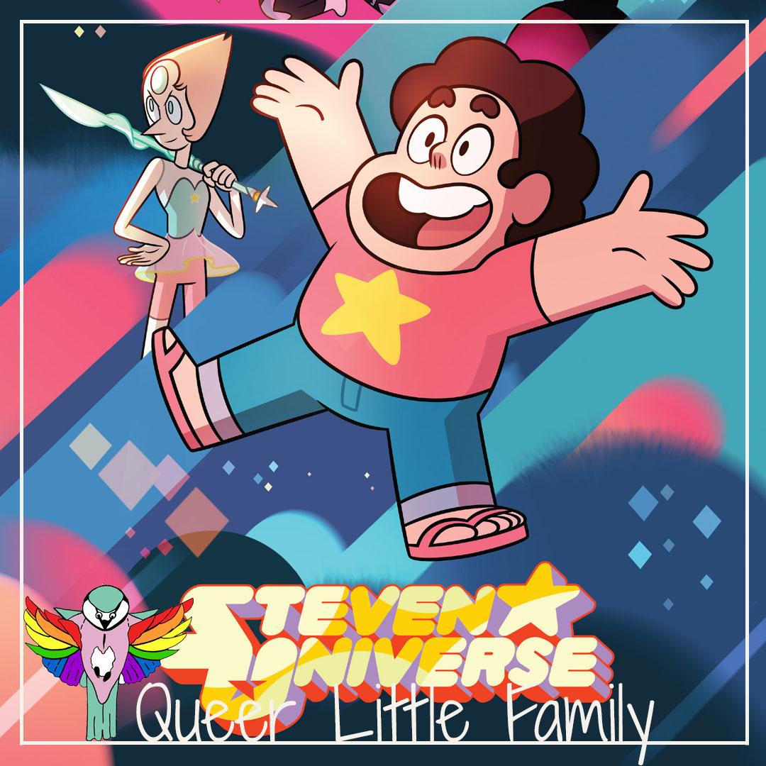 Reasons Why Steven Universe Is LGBT Heaven