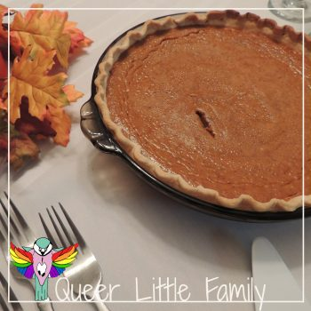 I'm Thankful For More Than Pumpkin Pie Honest….