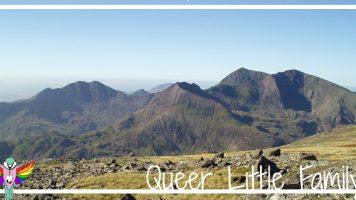 Climbing Up Snowdon For Parkinsons