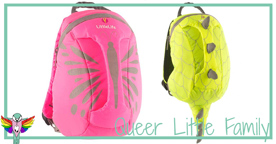 Eight Awesome Toddler Backpacks