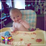 Adventures In Mush: Baby Enforced Weaning.