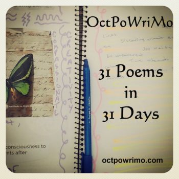 OctPoWriMo – Week One Round Up