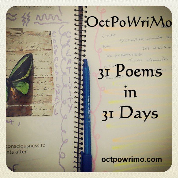 OctPoWriMo Week Two Round Up