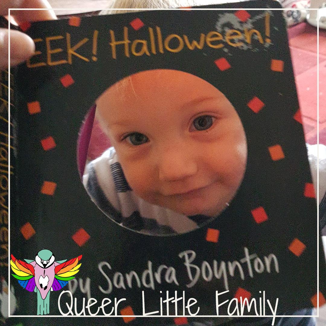 Five Fab Halloween Board Books
