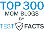 top 300 mom blogs