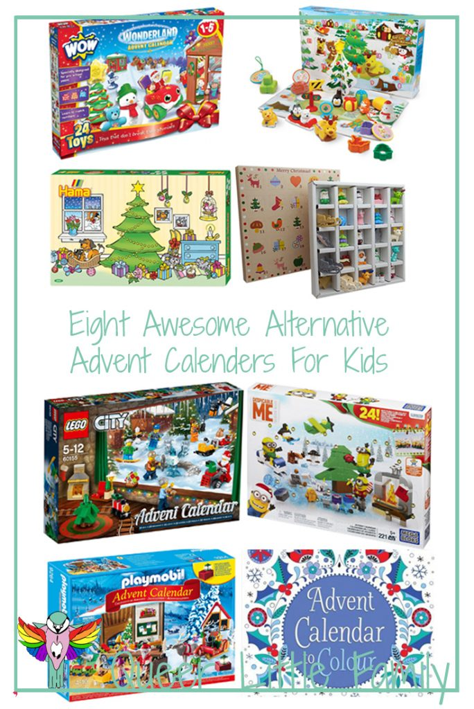eight awesome alternative advent calendars for kids