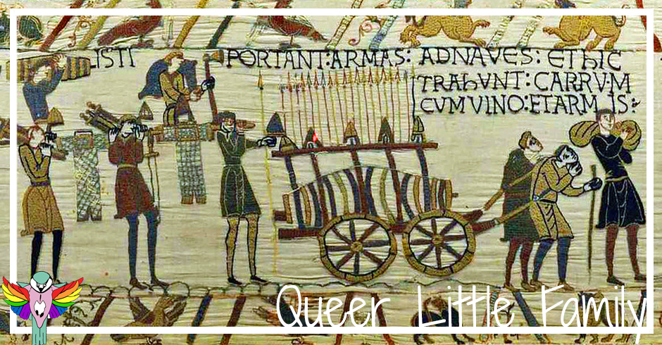 How Long Is The Bayeux Tapestry and Other Questions.
