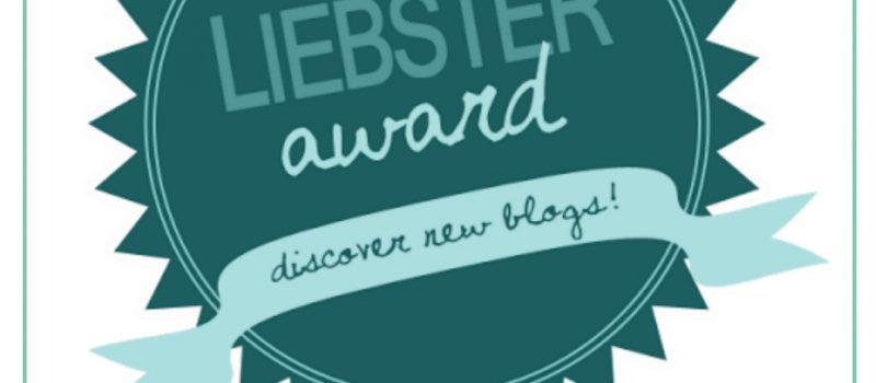 Blogging: Liebster Award