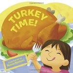 Five Fab Thanksgiving Board Books