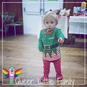 A Quiet Christmas  - our elf