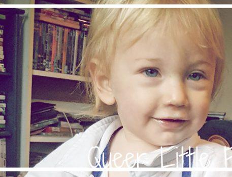 Eighteen Months Old – No Longer My Baby Boy