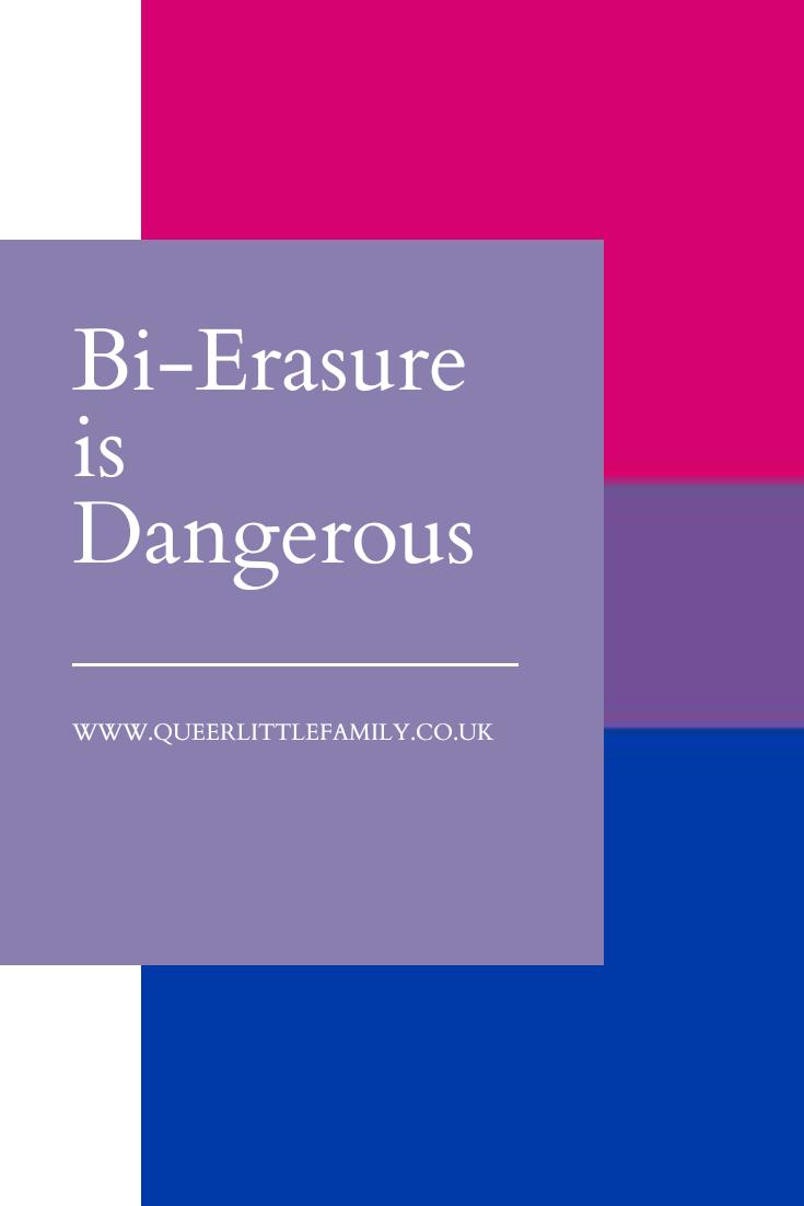 Bi-erasure Is Dangerous