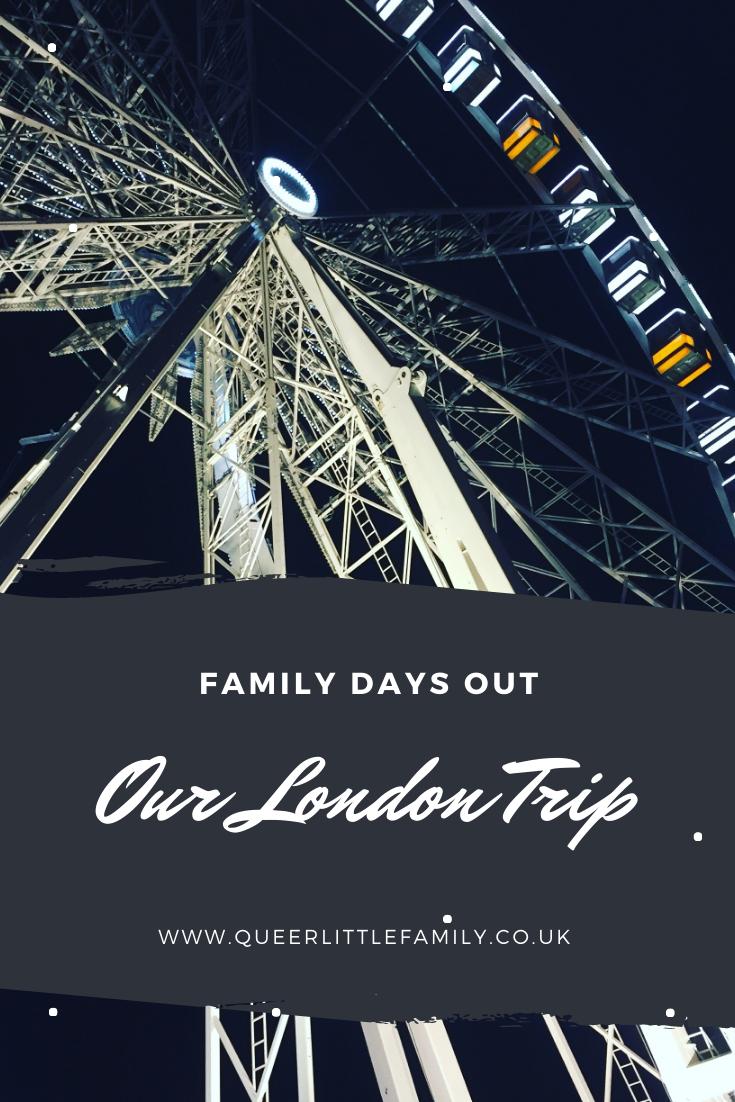 Our London Trip