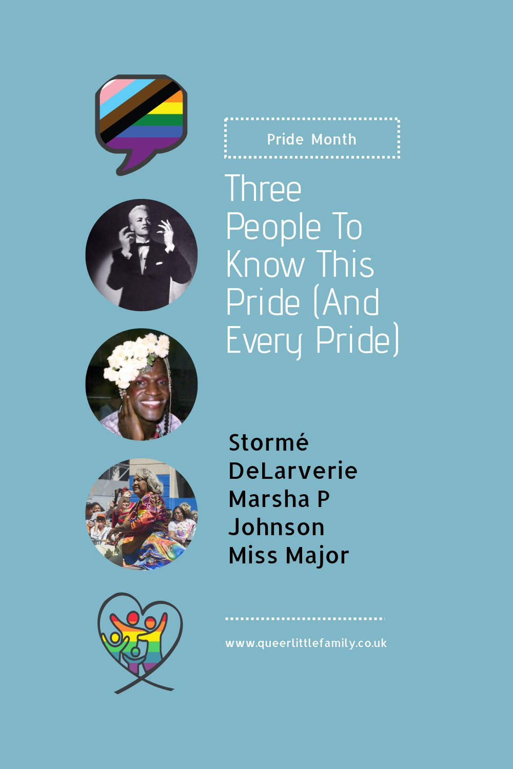 Three People To Know This Pride (And Every Pride)